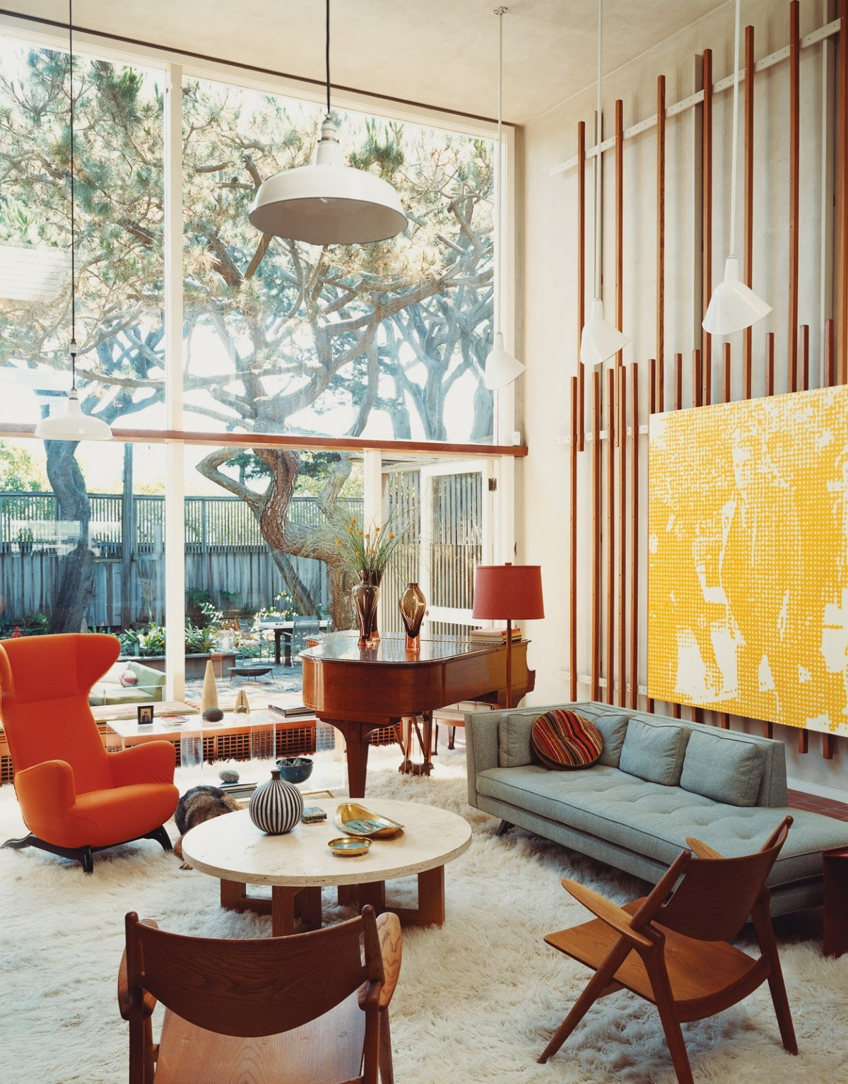 70s interior by robert schlatter